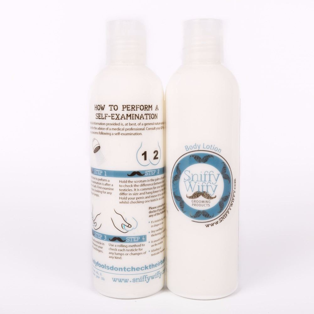 Male Body Lotion (250ml bottle)