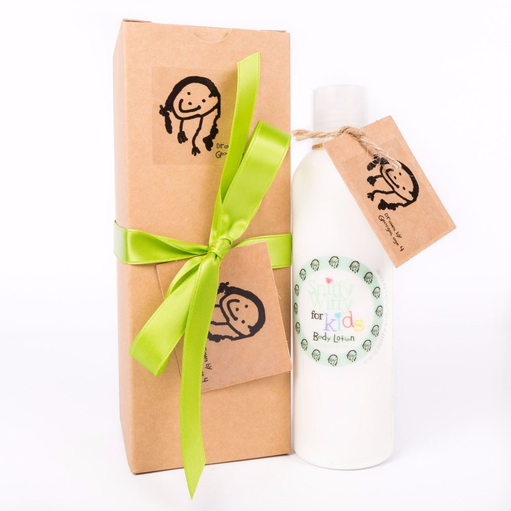 Gift Boxed Body Lotion - 250ml bottle
