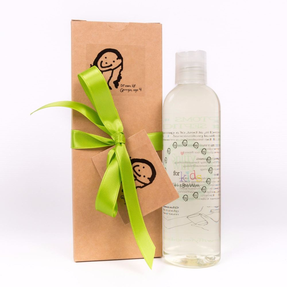 Gift Boxed Hair & Body Wash - 250ml bottle