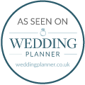 wedding planner badge