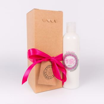 Gift Boxed Body Lotion - Breast Check Label - SW10