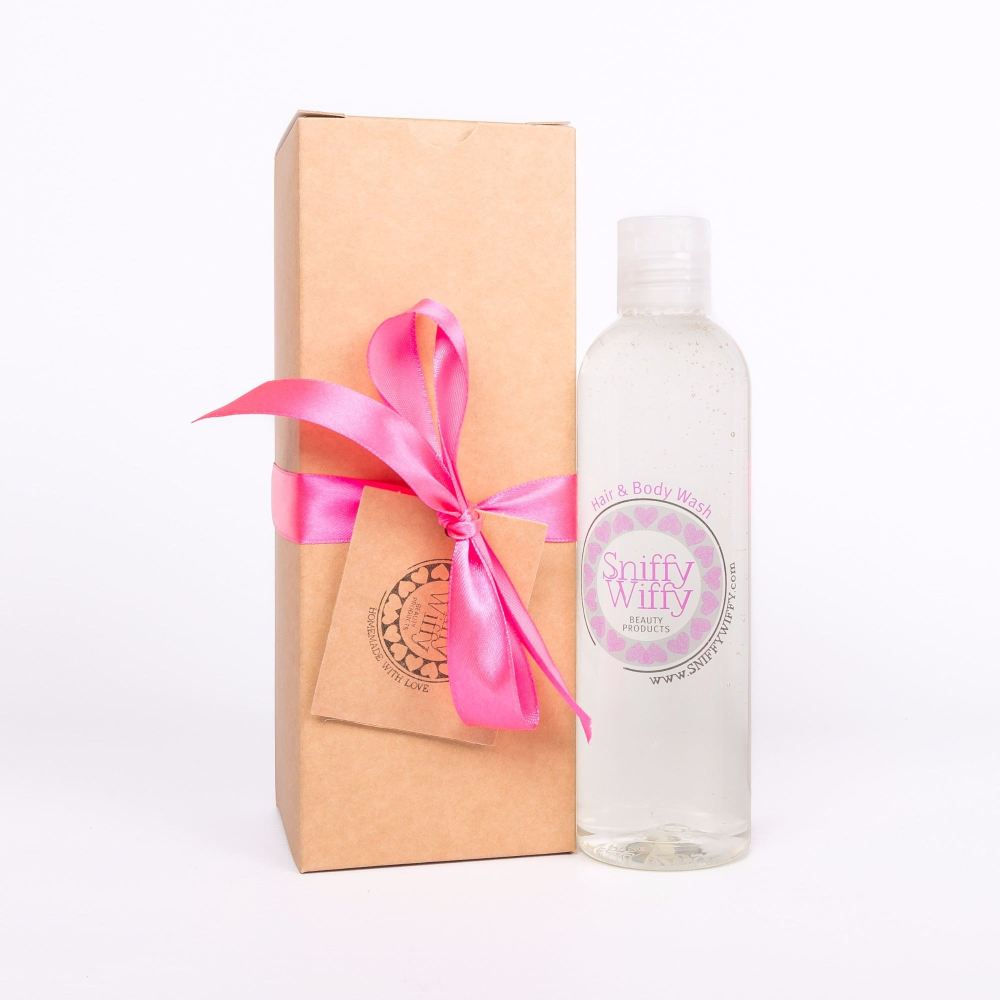 Gift Boxed Hair & Body Wash