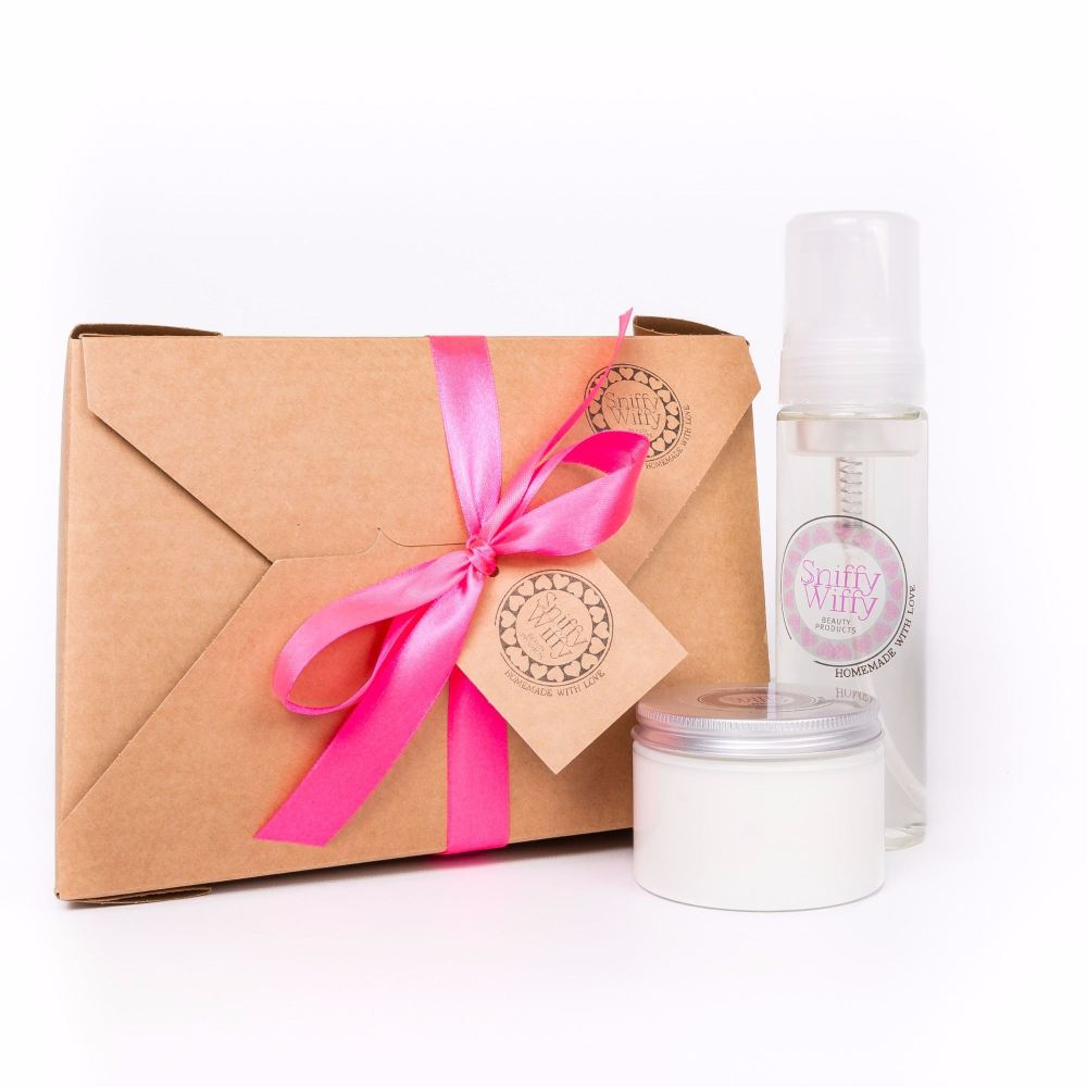 Foaming Hand Soap/Hand Cream Gift Set