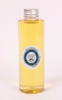 Male Bath & Massage Oil 150ml - SW31