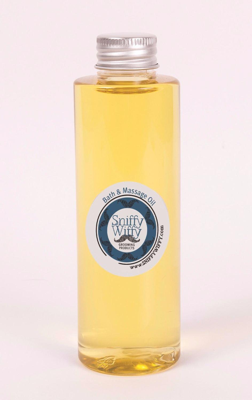 Male Bath & Massage Oil - SW31