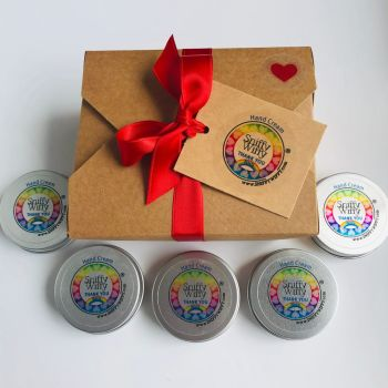 Gift Set - 5 mini Hand Creams