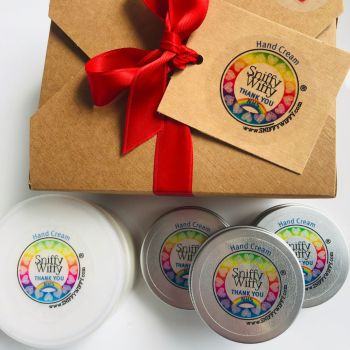 Gift Set Hand Cream & 3 x Mini Hand Creams