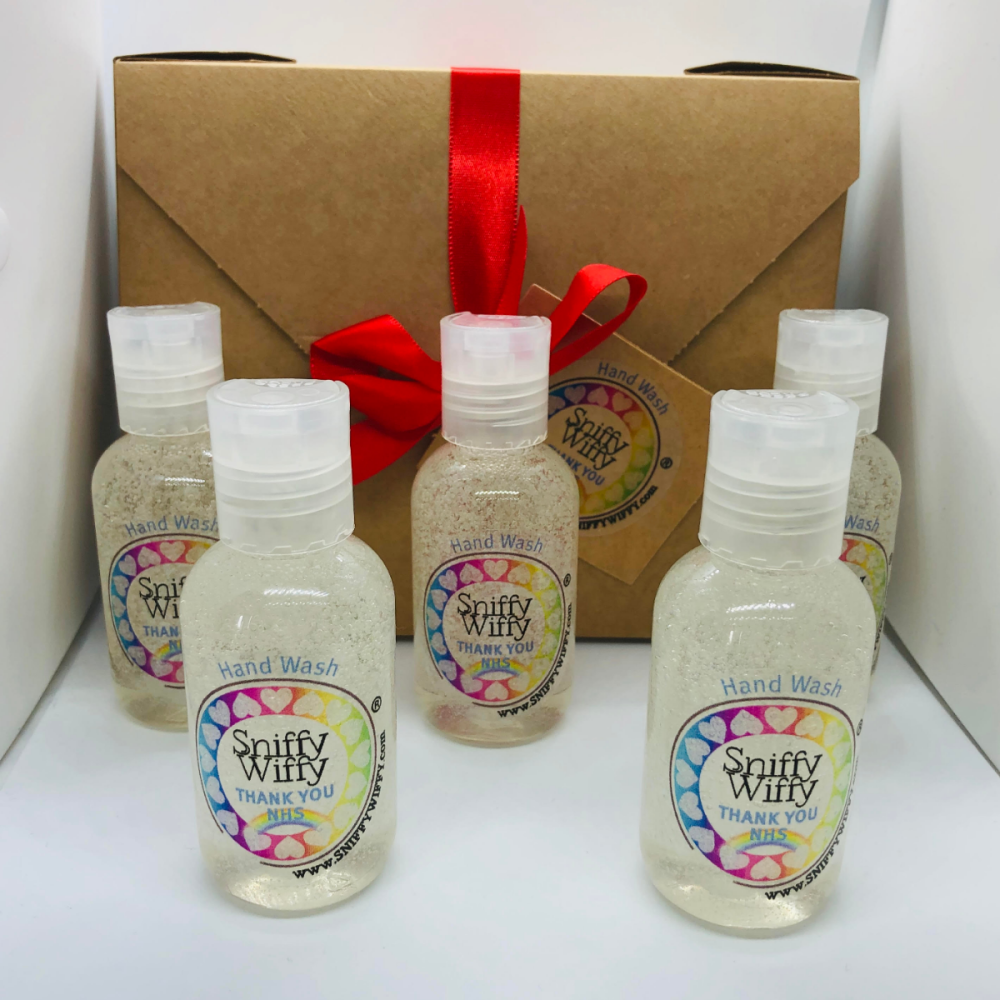 Gift Set - 5 mini Hand Washes