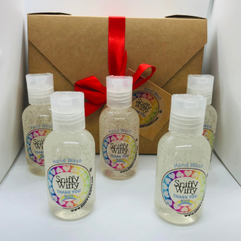 Gift Set - 5 mini Hand Washes