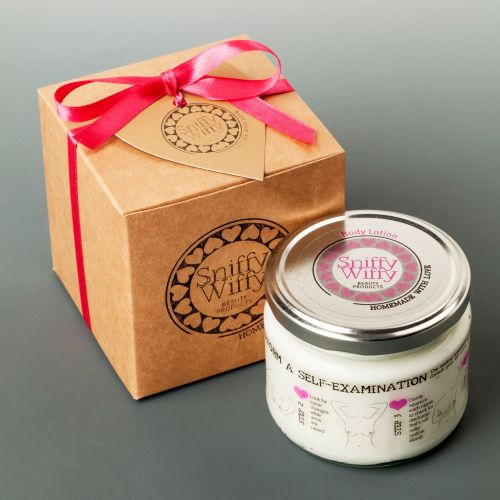 Body Lotion in gift box