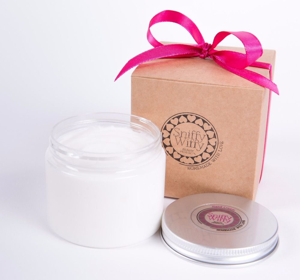 Hand Cream (100ml tub) in a Gift Box