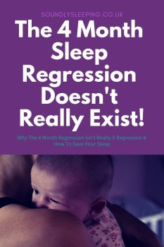 The 4 Month Sleep Regression Doesnt Really Exist!