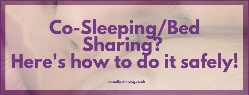 co-sleeping blog