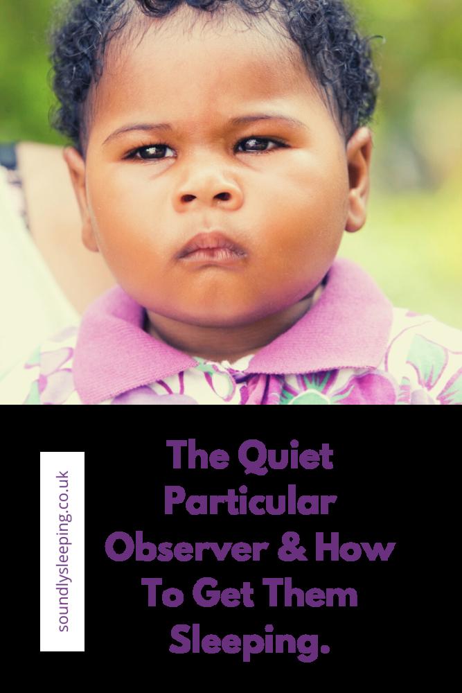 The Quiet Particular Observer!