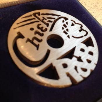 Chief label design