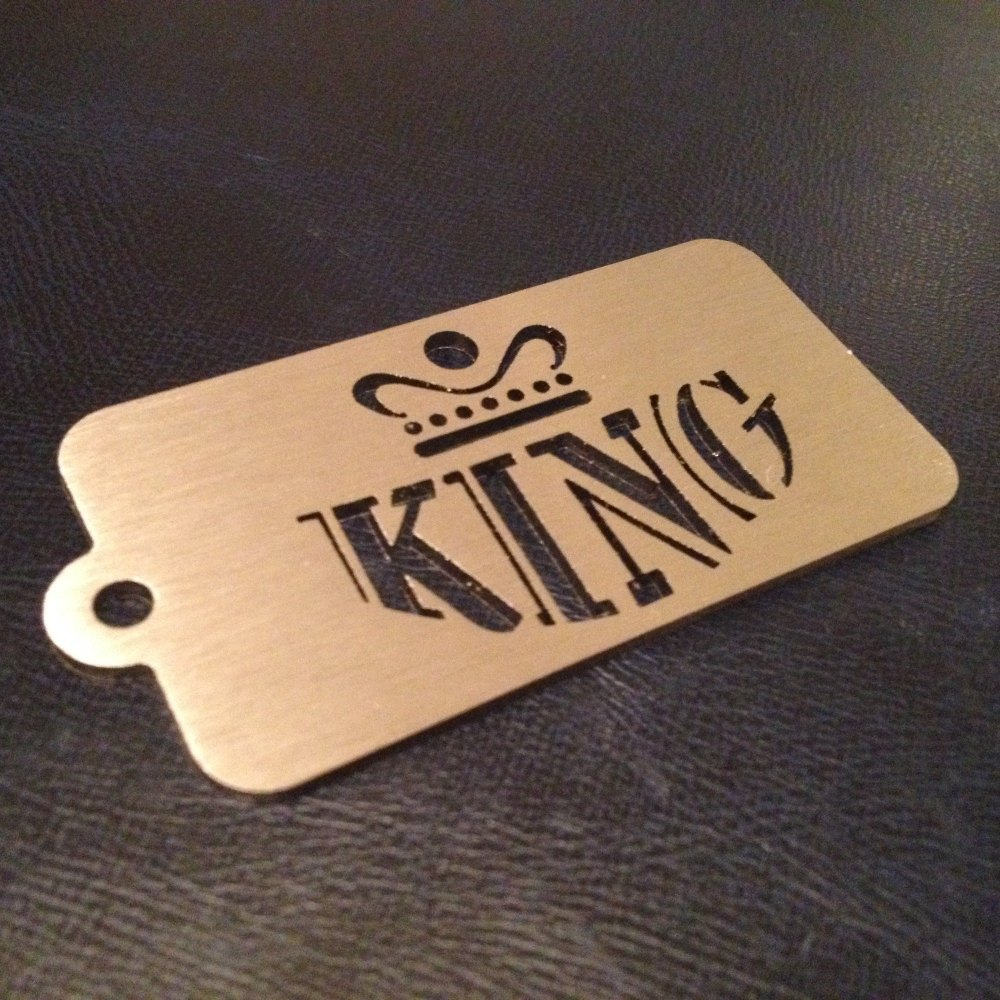 King Label Design