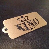King Label Design