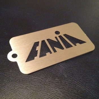 Fania Label Design