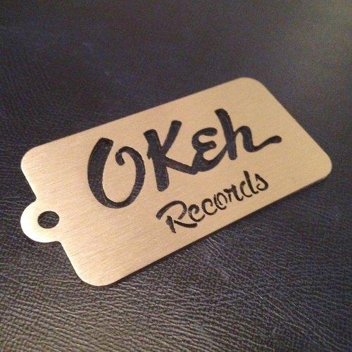 Okeh Label Designs