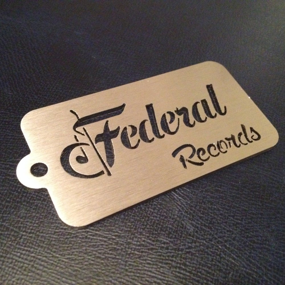 Federal Label Design