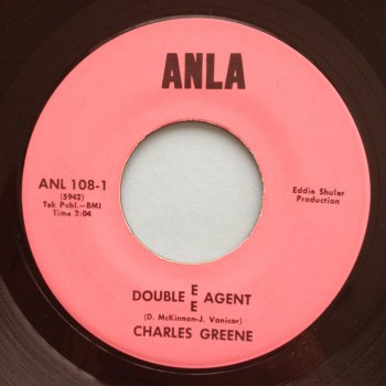 Charles Greene - Double EE Agent - Anla - Ex