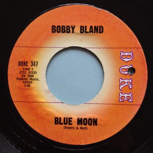 Bobby Bland - Blue Moon - Duke promo - Ex