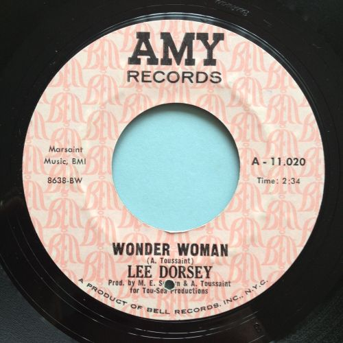 Lee Dorsey - Wonder woman - Amy - Ex-