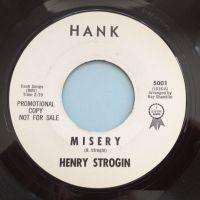 Henry Strogin - Misery - Hank promo - M-