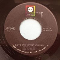 Ray Charles - Can't stop loving you baby - ABC TRC - Ex