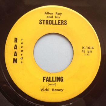 Strollers (vocal Vicki Haney) - Falling - Raam - Ex