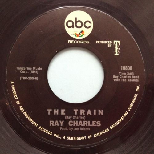 Ray Charles - The Train - ABC - Ex