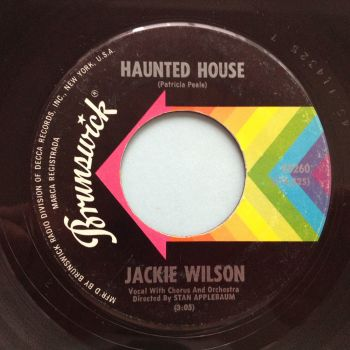 Jackie Wilson - Haunted House - Brunswick - Ex