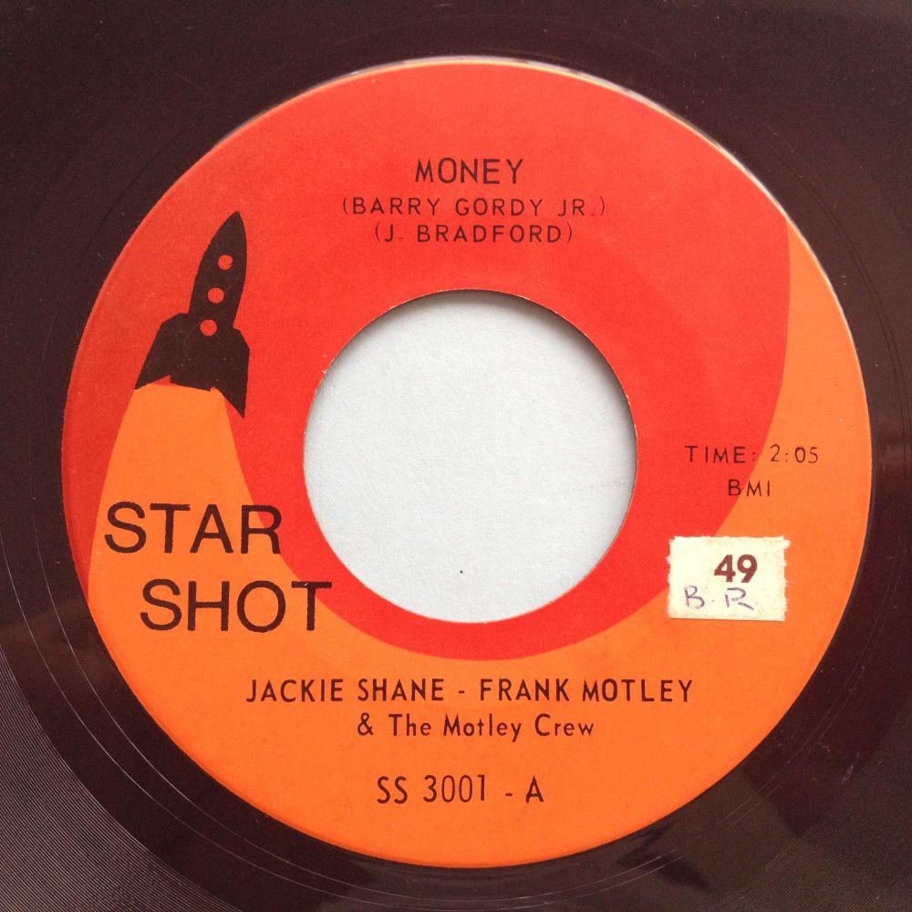 Jackie Shane & Frank Motley - Money - Star Shot (Canadian) - Ex