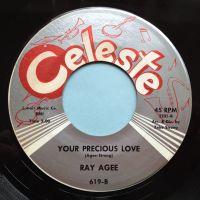 Ray Agee - Your precious love - Celeste - Ex