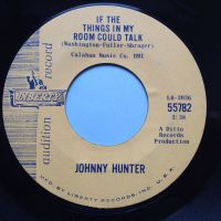 Johnny Hunter - If the things in my room could talk - Liberty promo - Ex