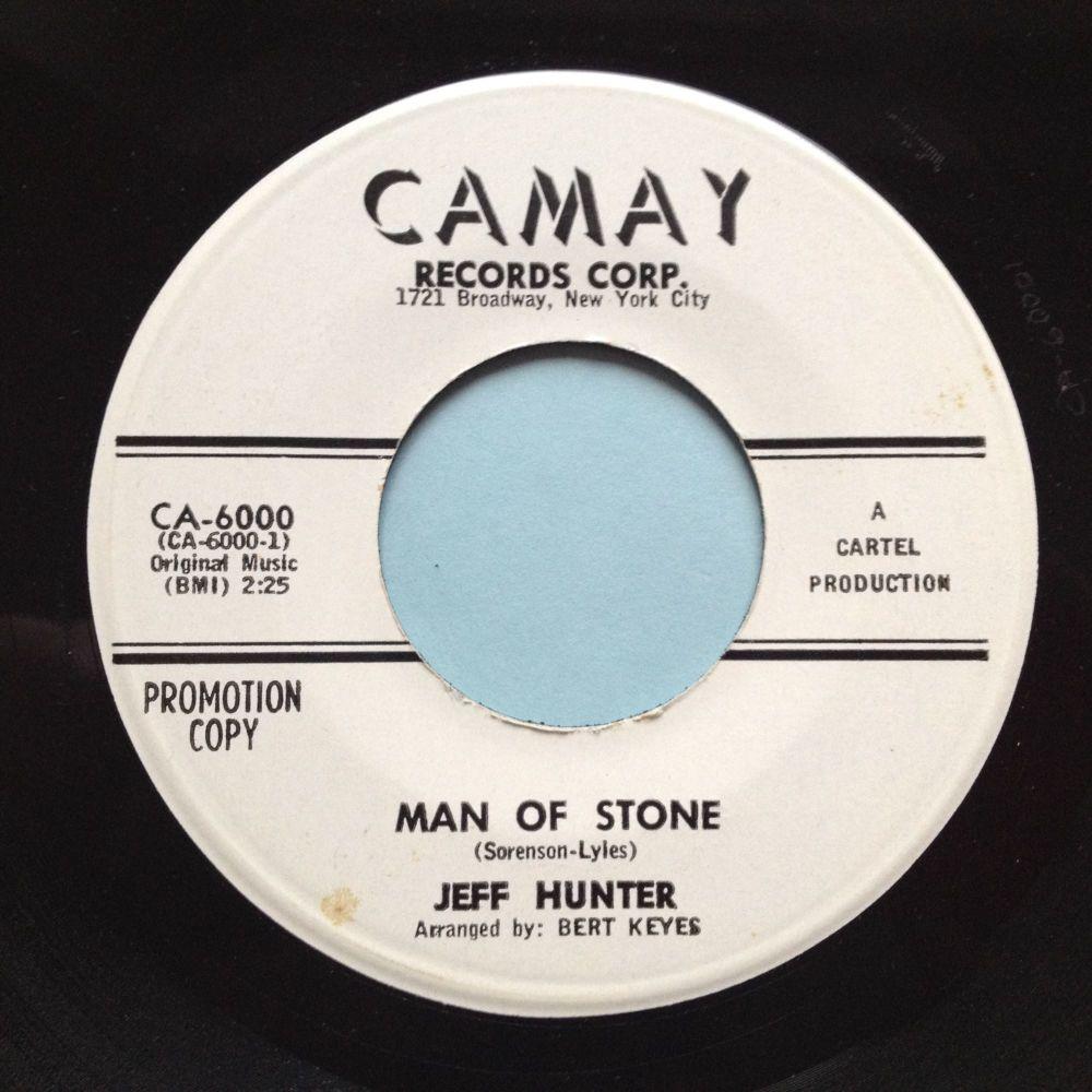 Jeff Hunter - Man of stone - Camay Promo - Ex