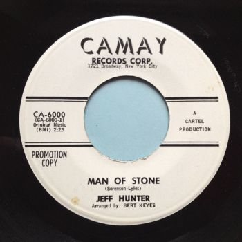 Jeff Hunter - Man of stone - Camay Promo - Ex