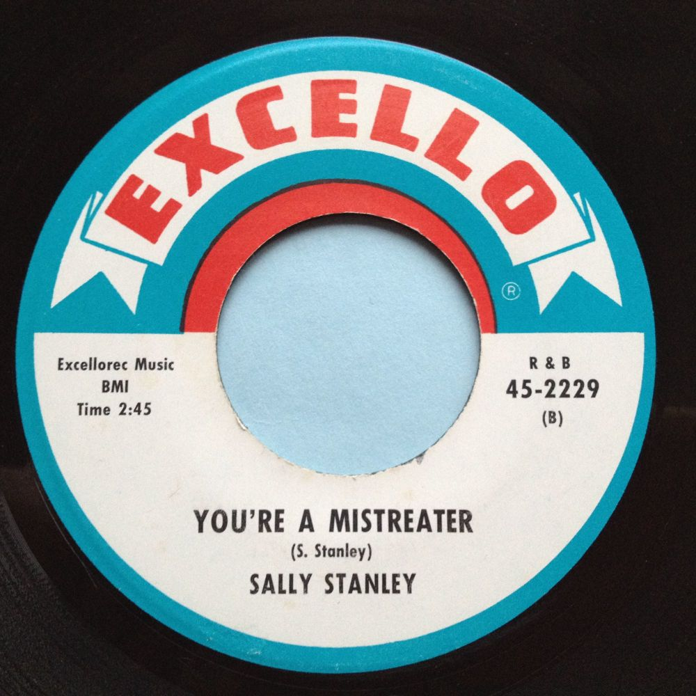 Sally Stanley - I'm packing up - Excello - M-