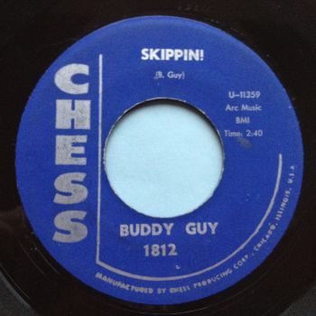 Buddy Guy - Skippin' - Chess - Ex-