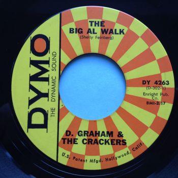 D Graham & the Crackers - The Big Al Walk - Dymo - Ex