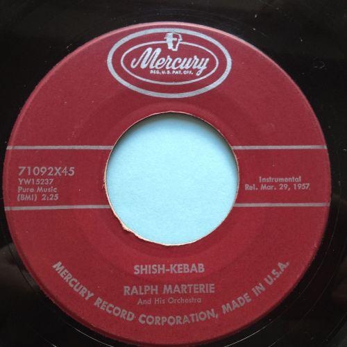 Ralph Materie - Shish-Kebab - Mercury - Ex
