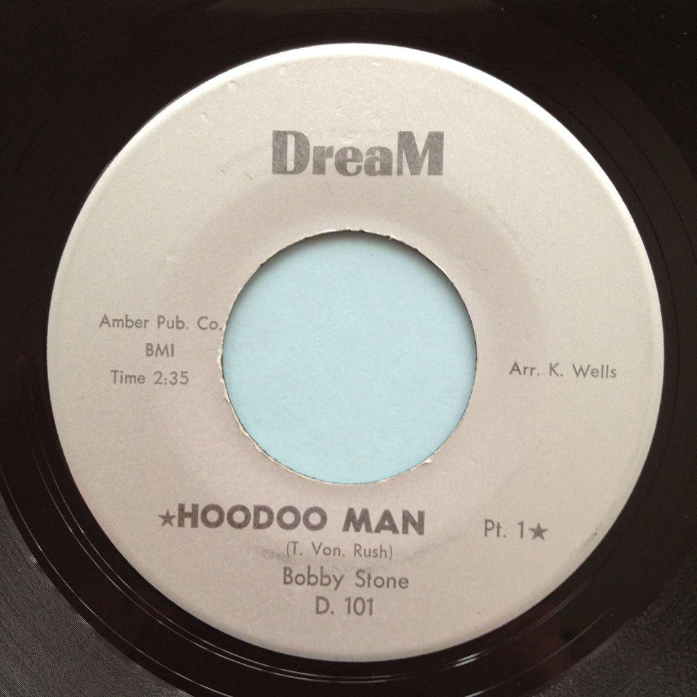 Bobby Stone - Hoodoo Man - Dream - Ex