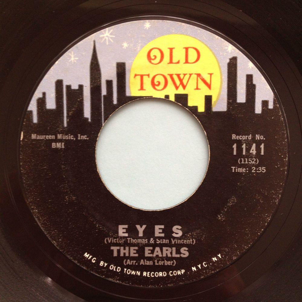 Earls - Eyes - Old Town - Ex