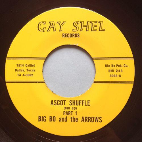 Big Bo and the Arrows - Ascot shuffle Pt2 - Gay Shel - Ex (slight warp nap)