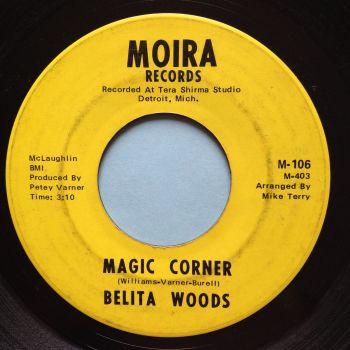 Belita Woods - Magic corner / Grounded - Moira - VG+