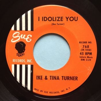 Ike & Tina Turner - I idolize you -  Sue - Ex