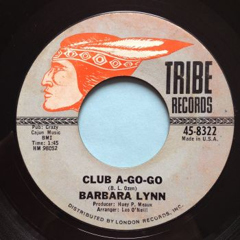 Barbara Lynn - Club A-Go-Go - Tribe - Ex-