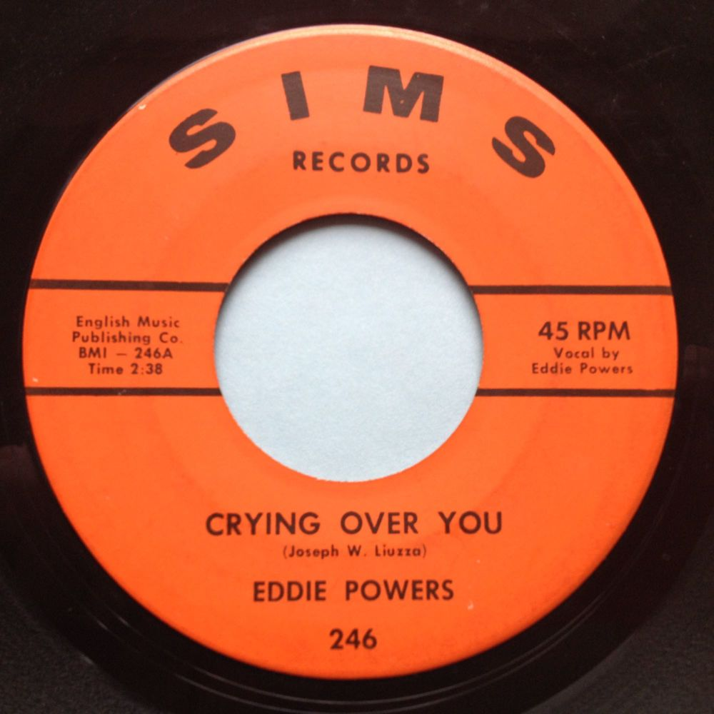 Eddie Powers - Crying over you - Sims - Ex