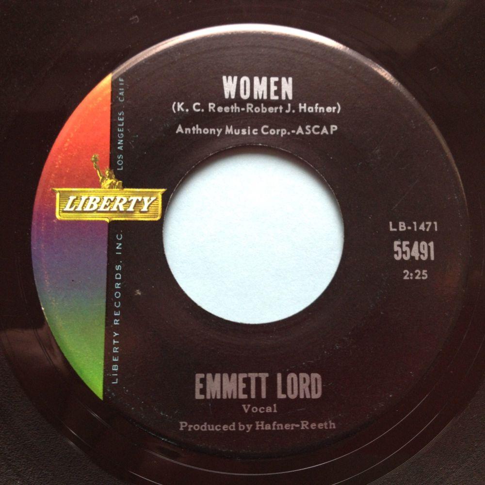 Emmett Lord - Women - Liberty - Ex