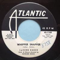 Lavern Baker - Whipper Snapper - Atlantic promo - Ex